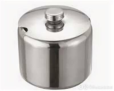 Сахарница металлическая с крышкой 0,6 л, P.L. Proff Cuisine по цене 1415₽ - Ёмкости для хранения, фото 0