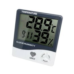 Метеостанции, термометры, барометры - Термо-гигрометр Lovely, 0