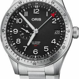 Наручные часы - Наручные часы Oris 748-7756-40-64MB, 0