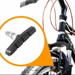 Тормоза - Тормозные колодки для велосипеда, 0