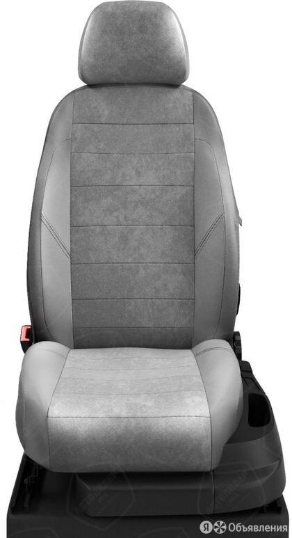 Чехлы на сидения Skoda Superb 2016 2020 Светло-серый (арт.SK23-0506-EC15) по цене 7790₽ - Аксессуары для салона, фото 0