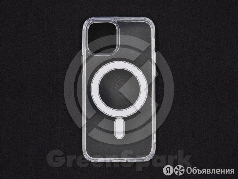 Накладка Vixion для iPhone 12/12 Pro MagSafe проз по цене 550₽ - Чехлы, фото 0