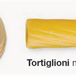 Насосы и комплектующие - Насадка-экструдер д/chef-in- CAS A TORTIGLIONI 10 MM 285, 0