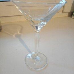Бокалы и стаканы - Бокалы для мартини Богемия, 0