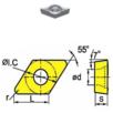 Сменная твердосплавная пластина DCGX070202-AC/SK001 по цене 238₽ - Принадлежности и запчасти для станков, фото 1