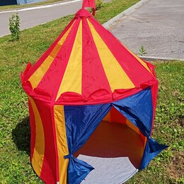 Игровые домики и палатки - Палатка игровая для детей, 0