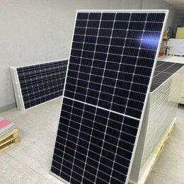 Солнечные батареи - Солнечные панели LS375M(144), 0
