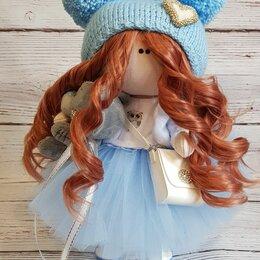Статуэтки и фигурки - Интерьерная кукла рыжая, 0