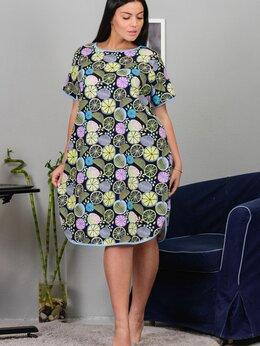 Платья - Туника женская больших размеров арт. 584, 0