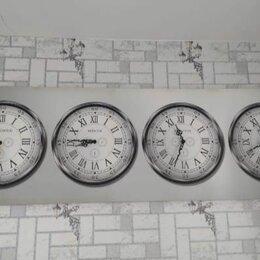 Часы настенные - Часы с несколькими циферблатами настенные, 0