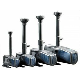 Насосы и комплекты для фонтанов - Насос для фонтана Syncra/Aqua Pond 1,0 4 насадки h1,5м, 0