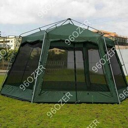 Шатры - Шатер шестигранный туристический lanyu 430см 230см, 0