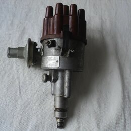 Двигатель и комплектующие - Трамблер газ 53 -66 контактный ГБЦ Ваз 2104-ременная передача, 0