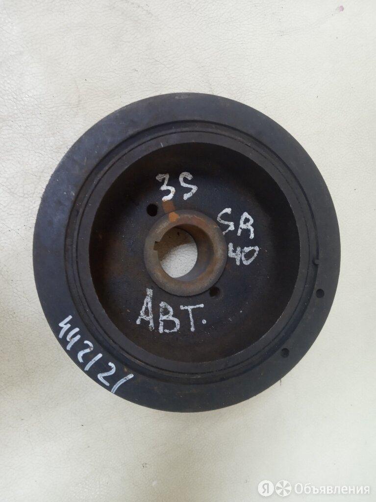 шкив коленвала TOYOTA LITE ACE NOAH по цене 2200₽ - Двигатель и комплектующие, фото 0