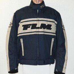 Мотоэкипировка - Мотокуртка «FLM». M ., 0