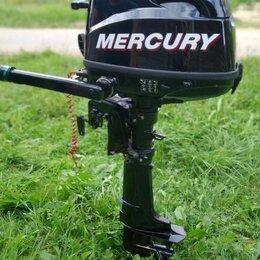 Двигатель и комплектующие  - Mercury F6M Б\У, 0