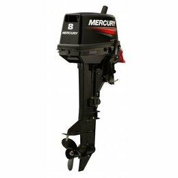 Электрооборудование - 2х-тактный лодочный мотор Mercury ME 8 MH, 0