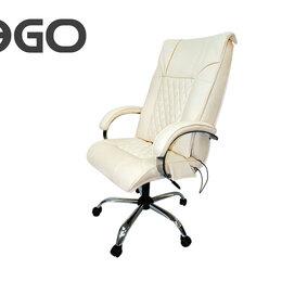 Массажные кресла - Офисное массажное кресло Ego Domus EG1002 Искусственная кожа стандарт, 0
