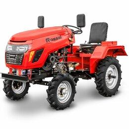 Мини-тракторы - Мини-трактор rossel XT-152D, 0