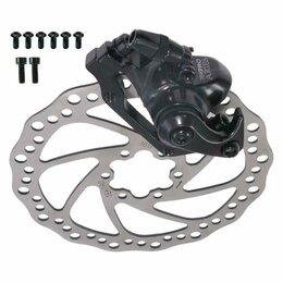 Защита и экипировка - Набор тормозной TEKTRO MD-M300R, механический, дисковый, задний, (ротор 160мм+, 0