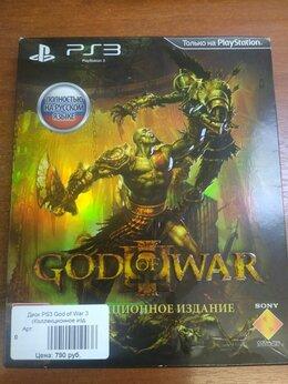 Игры для приставок и ПК - God of war 3 коллекционное издание ps3, 0