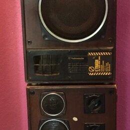 Акустические системы - Колонки радиотехника s-90, 0