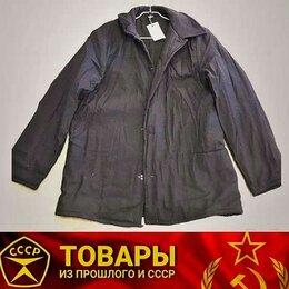 Одежда и аксессуары - Ватник стёганый (фуфайка, телогрейка) СССР новый, 0