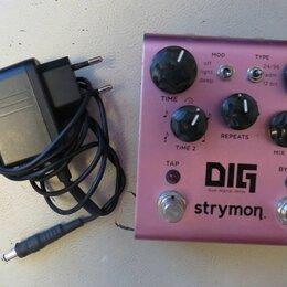 Процессоры и педали эффектов - STRYMON - Dual Digital Delay, 0