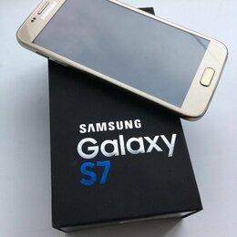 Мобильные телефоны - Samsung galaxy  S 7  Duos, 0