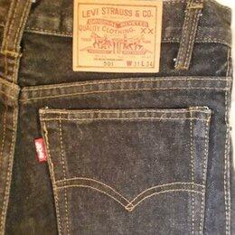 Джинсы - Levi strauss co. quality clothing may 201873 джинсы, 0