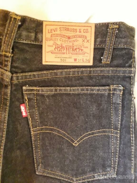 Levi strauss co. quality clothing may 201873 джинсы по цене 2500₽ - Джинсы, фото 0