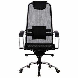 Компьютерные кресла - Кресло метта samurai sl-1 black (531528), 0