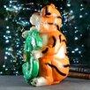 Копилка 'Тигр с долларом', большой  50х29см по цене 1568₽ - Копилки, фото 1