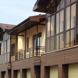Фасадные панели - Сайдинг фасадными панелями из ДПК MultiDeck, 0