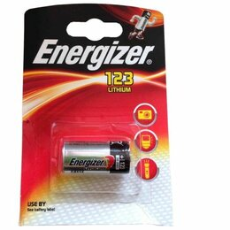 Водонагреватели - Energizer CR123/1BL, 0