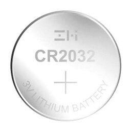 Батарейки - Батарейка Xiaomi ZMI Button Battery CR2032 1 шт., 0