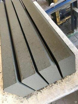 Тротуарная плитка, бордюр - Бордюр тротуарный вибропрессованный 1000х200х80…, 0