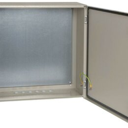Электрические щиты и комплектующие - Корпус металлический ЩМП-6.6.2-0 74 У2 IP54 IEK YKM40-662-54, 0