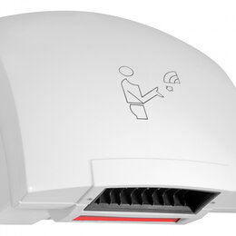 Сушилки для рук - Bemeta Автоматический сушитель для рук Bemeta Аксессуары для гостиничных ванн..., 0