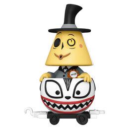 Игровые наборы и фигурки - Фигурка Funko POP! Trains: Disney: NBC: Mayor in Ghost Cart 50634, 0