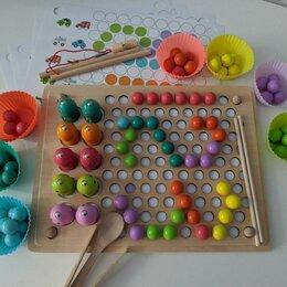 Развивающие игрушки - Магнитная рыбалка сортер монтессори, 0