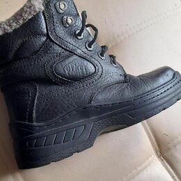 Ботинки - Зимние берцы спецназа, фарадей м.517-1, 0