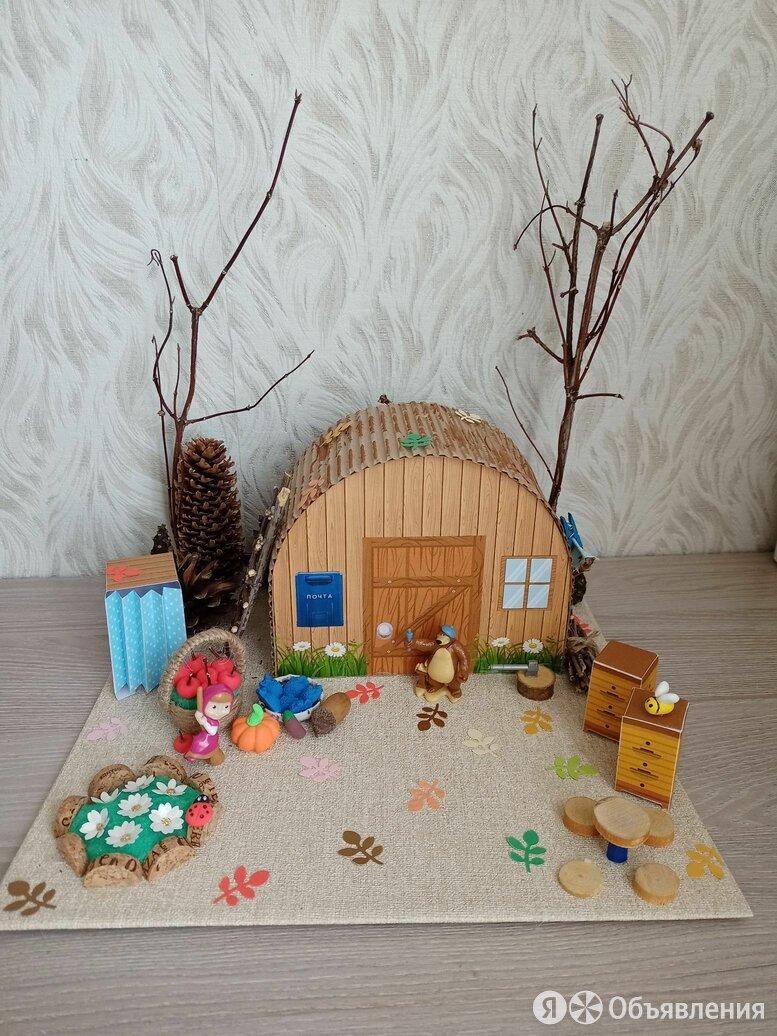 Поделка в садик школу по цене 300₽ - Рукоделие, поделки и сопутствующие товары, фото 0