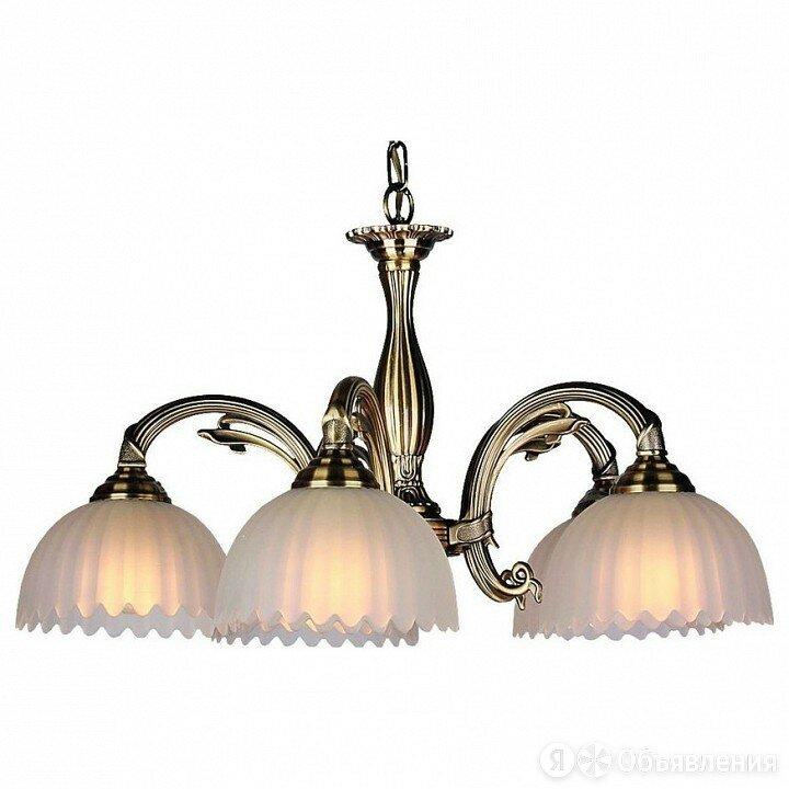 Подвесная люстра Omnilux Cosenza OML-31103-05 по цене 10810₽ - Люстры и потолочные светильники, фото 0