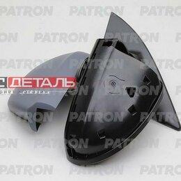 Кузовные запчасти - PATRON PMG1803M07 Зеркало наружное в сборе лев, электр, выпукл, грунт KIA CEE..., 0
