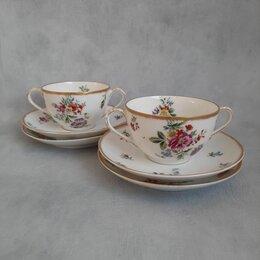 Посуда - Две пары Limoges, Франция, 1905 - 1907 гг, 0