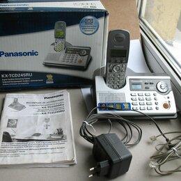 Радиотелефоны - Телефон panasonic kx-tcd235 245ru, 0