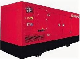 Электрогенераторы и станции - Электростанция дизельная ENERGO ED400/400 IVS (IVECO) в кожухе, 0