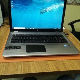 Ноутбуки - Большой ноутбук HP Core i7+6Gb+640Gb+Video, 0