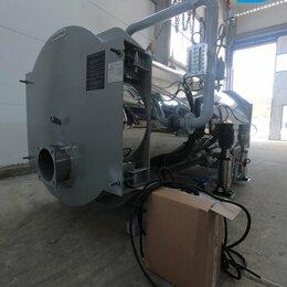 Парогенераторы - Промышленный парогенератор на солярке ECO-PAR-1000, 0